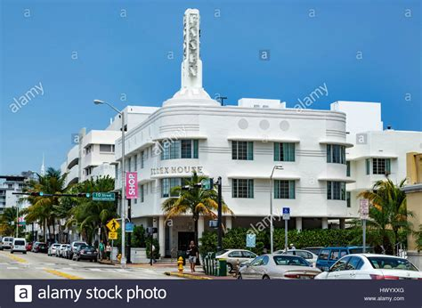 essex house miami essex house south beach miami beach florida usa stock