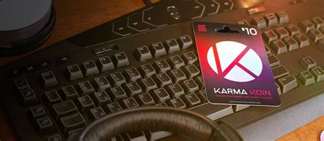 Karma Koin Gift Card - cara dapat karma koin gift card gratis terbaru