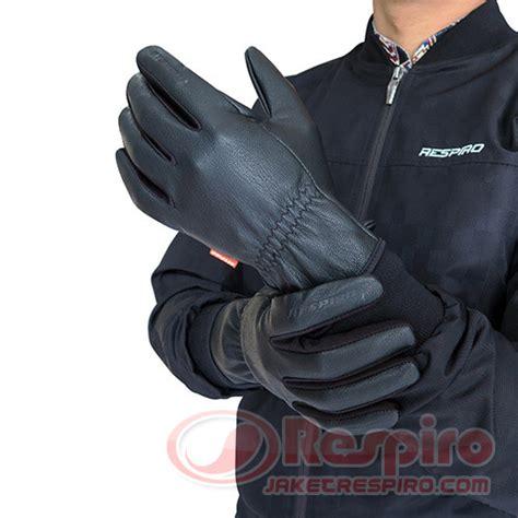 Sarung Tangan Kulit Respiro sarung tangan motor respiro estrelo lm gloves kulit