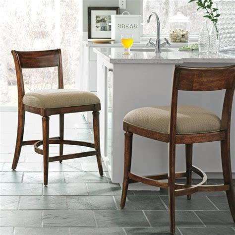Tempo Counter Stools by Stanley Furniture Avalon Heights Tempo Counter Stool In