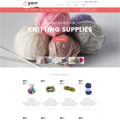 templates for textile website crafts templates hobbies templates templatemonster