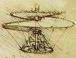 leonardo da vinci biography flying machine flying machine aerial screw designed by leonardo da