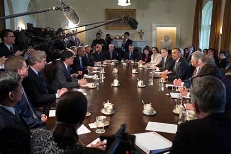 s cabinet meeting rocky coast president obama holds cabinet