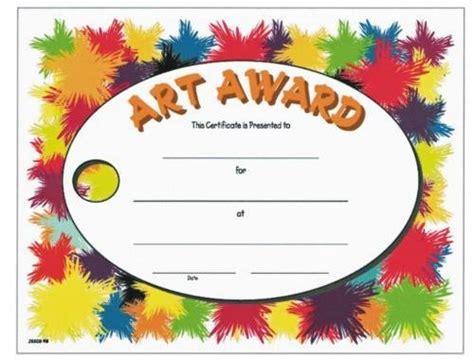 printable art awards 10 best images of art award certificate blank art award