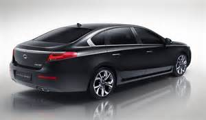 Renault Cars All Models Renault Samsung Motors Roll Out All New Sm7 In August