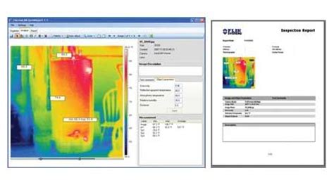 thermal imaging report template flir i7 compact thermal imaging with