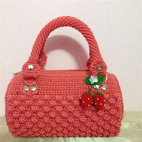 Handmade Knitting Bags - pin by sonja on a a crochet and crocheted bags