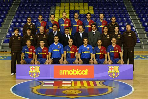 Barcelona Website | official website of the fc barcelona futsal team