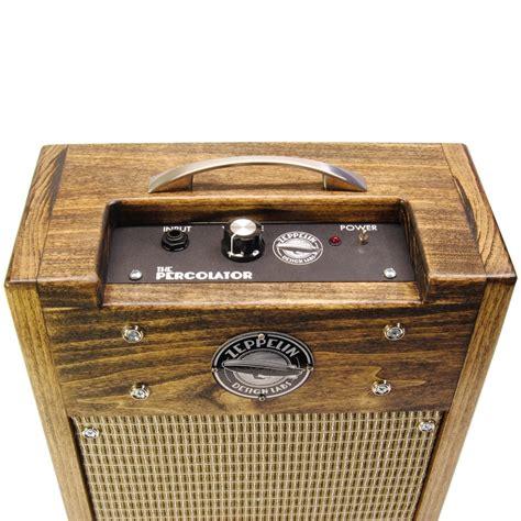 Best Small Home Guitar Lifier Percolator 2w 1x8 Combo Zeppelin Design Labs