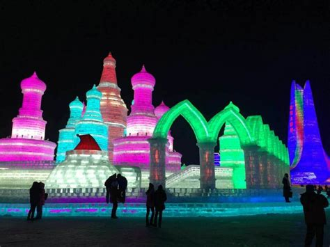 harbin snow and ice festival 2017 china ice snow festival 2016 2017 harbin ice festival
