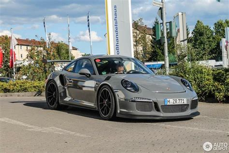 Nardo Grey Rs Porsche