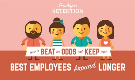 best employer employee retention how to beat the odds and keep your