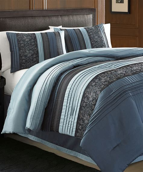 Comforter Sets Modern by Sapphire Daniela Comforter Set Modern Comforters And