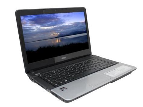 Laptop Acer Aspire E1 421 notebook acer aspire e1 421 0409 amd e300 1 3ghz mem 243 ria 4gb hd 500gb 14 quot no paraguai
