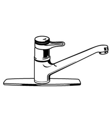 grohe europlus kitchen faucet grohe europlus original 33 864 single handle faucet parts