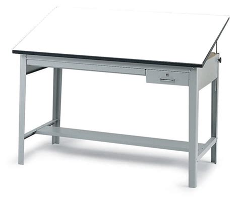 Safco Drafting Table Safco Precision Drafting Table With 37 5 Quot X 60 Quot Top Fast Same Day Shipping And Free Delivery On