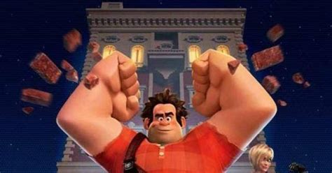 fred  movies wreck  ralph