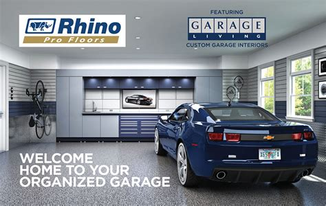 announcing the garage living franchise in the u s