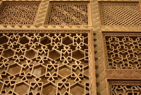 islamic woodwork preserving afghan heritage council