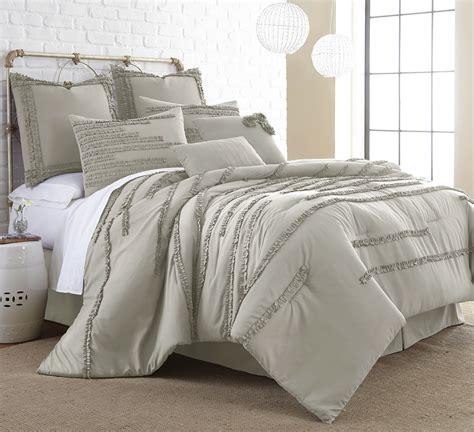 8 piece comforter set queen 8 piece collete linen comforter set queen bedding ever