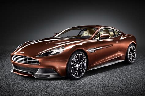 The Aston Martin Aston Martin Vanquish The Superslice