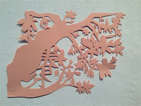 Paper Cutting Craft Work - pin it like 1 image