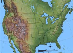 map of america mountains monarch migration map questions october 15 2009
