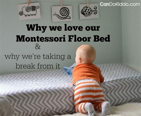 montessori bedroom baby a montessori floor bed and baby sleep problems