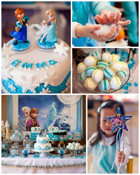 3rd party themes zenfone 2 kara s party ideas disney s frozen 3rd birthday party via