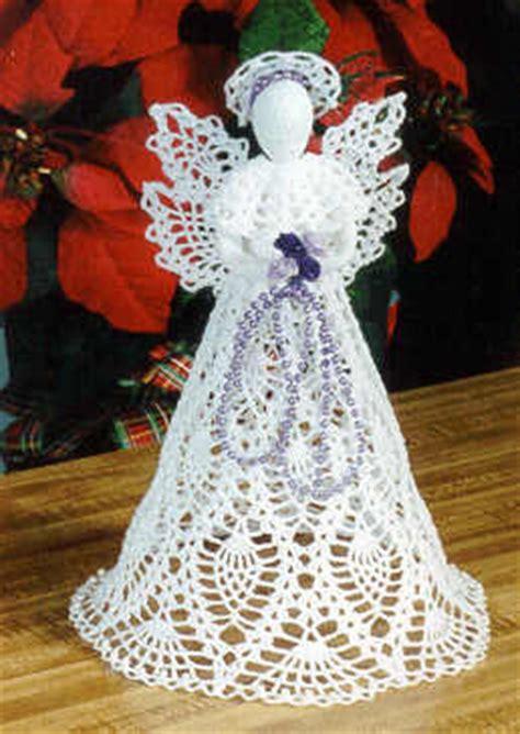 free patterns angel crochet crochet christmas angel ornament pattern free crochet