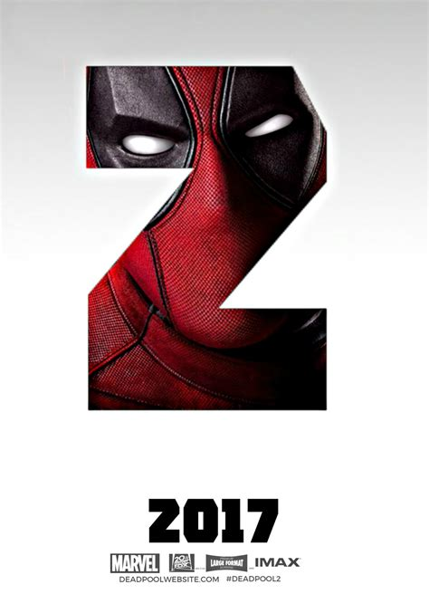 deadpool 2 poster deadpool 2 teaser poster by noplanes on deviantart