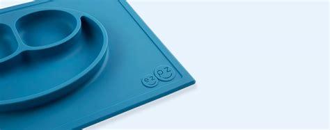 Ezpz Happy Mat Blue buy the ezpz happy mat at kidly