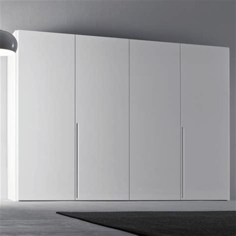 Minimalist Wardrobes by White Wardrobe For Minimalist Interior Design Orizzonte