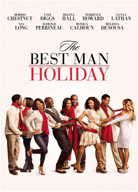 Best man holiday dvd release target