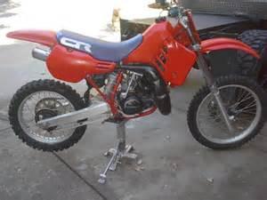 Honda 2 Stroke Dirt Bike 1985 Honda Cr250r Dirt Bike 2 Stroke For Sale On 2040 Motos