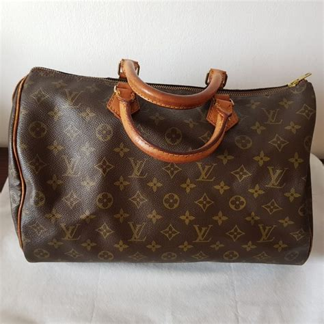 Tas Lv Seepdy Edition louis vuitton speedy 35 weekend tas vintage catawiki