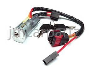 Car Parts Ignition Barrel Ignition Starter Lock Barrel Compatible With