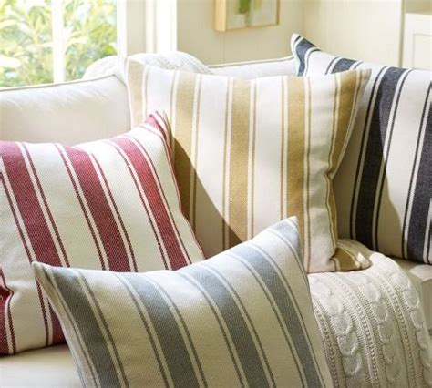 pottery barn  pillow cover pillows pinterest