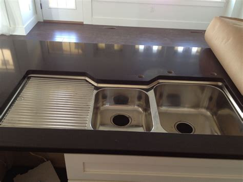 undermount sink with drainboard basin sink left drainboard oliveri bowl