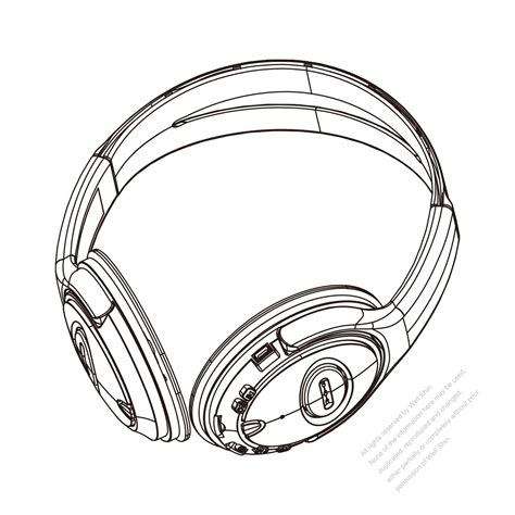 Headset Stereo Mp3 stereo headset mp3 usb charger well shin technology co