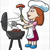 Grilled Hot Dogs Clip Art | 625 x 640 jpeg 79kB