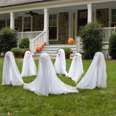 front yard decoration ideas spooky front yard decorations damn cool pictures