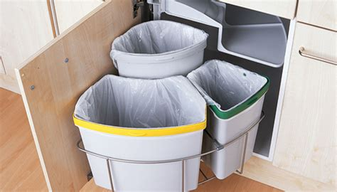kitchen cabinet recycle bins kitchen pull out trash cans kitchen cabinet organizers
