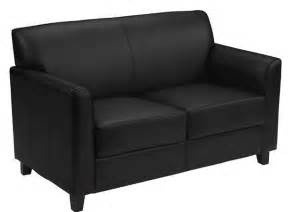 small black leather sofa small black leather choozone
