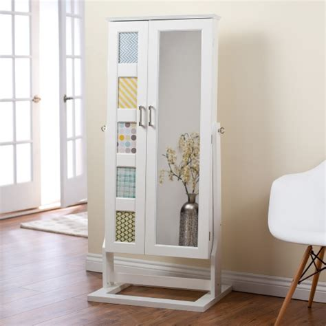 Cheval Mirror With Jewelry Armoire by Belham Living Photo Frames Jewelry Armoire Cheval Mirror