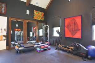 Comic Wall Mural 70 home gym ideas and gym rooms to empower your workouts