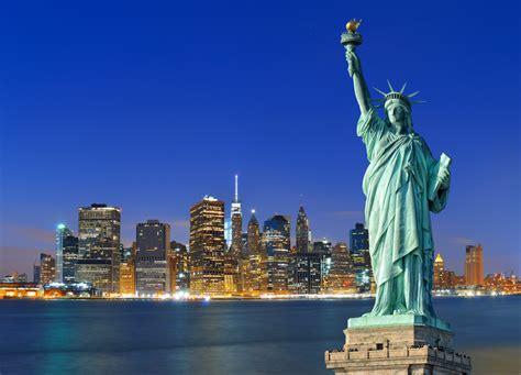 new york la statua della libert 224 compie 130 anni www