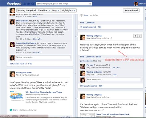 themes for facebook posts shonali burke consulting three social media tools to