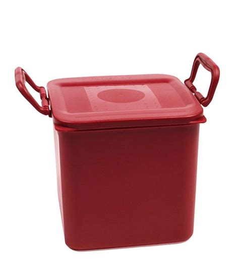 Tupperware Crispy Storer 1 tupperware store a lot buy at best price in india snapdeal