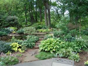 Landscape Design With Hostas Hosta Garden Designs Garden Ideas And Garden Design